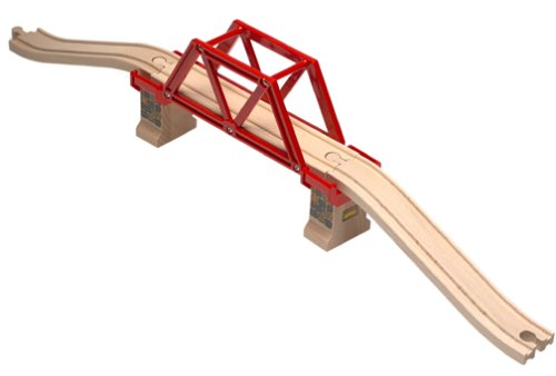 33482 Wooden Railway System: Girder Bridge