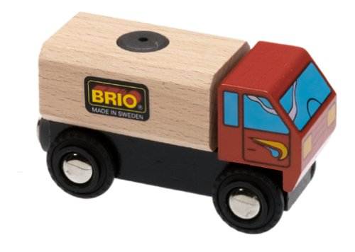 33609 Wooden Railway System: Truck & Load