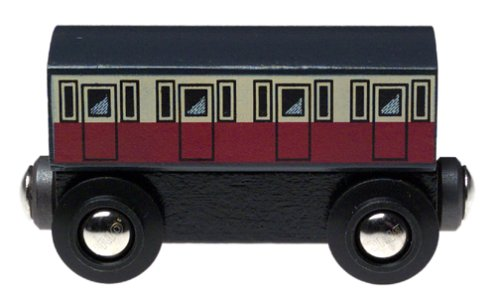 33626 Wooden Railway System: Passenger Carriage