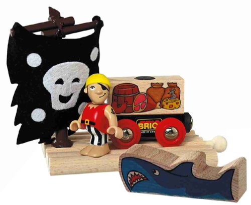 33904 Wooden Railway System: Pirate Raft Track