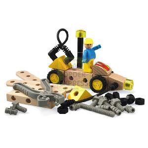 Builder System Creative Building Set 90 Pieces