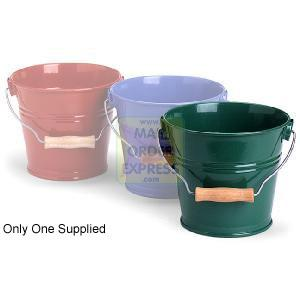 Percy Park Keeper Green Pail