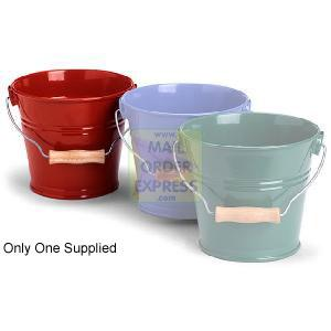 Percy Park Keeper Red Pail
