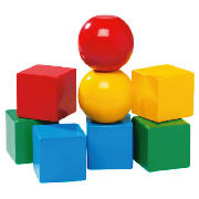 Toddlers Classics Magnetic Building Blocks
