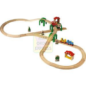 Track and Stack City Set