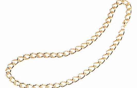 Heavy Gold Chain Necklace