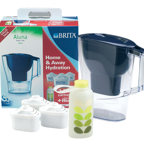 Brita Aluna Summer Hydration Pack