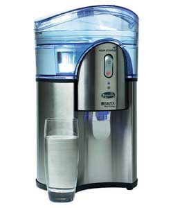 Aqua Fountain Water Filter Chiller - Stainless Steel