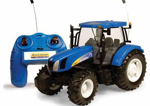 Big Farm 42601 1:16 Scale New Holland T6070 Radio Controlled Tractor