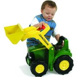 John Deere Big Scoop Tractor Loader