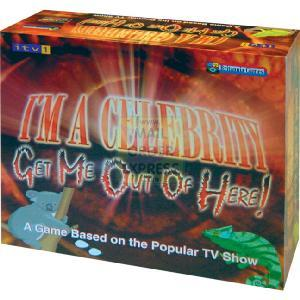 Im A Celebrity Get Me Out Of Here Board Game