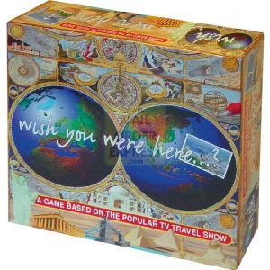 Wish You Were Here Board Game