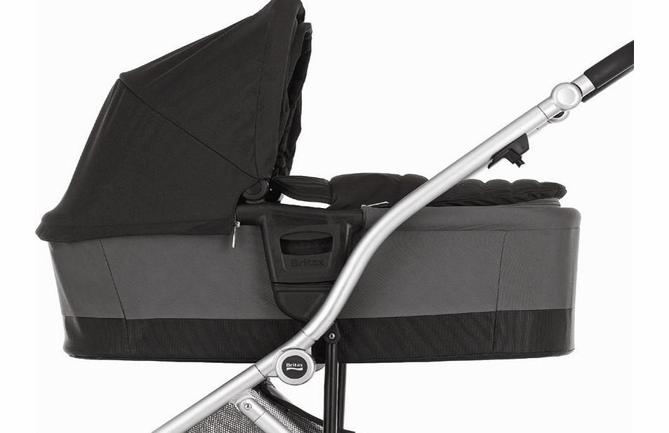 Affinity Carrycot Black Thunder 2014