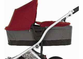 Affinity Carrycot Chilli Pepper 2014