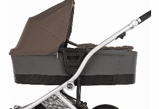 Affinity Carrycot Fossil Brown 2014