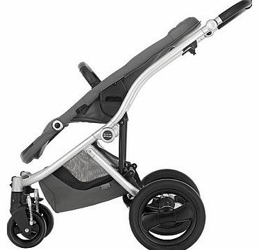 Affinity Pushchair - Silver Chassis