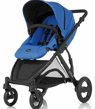 B-Dual Pushchair - Blue Sky