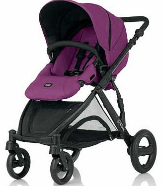 B-Dual Pushchair - Cool Berry