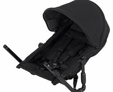 B-Dual Pushchair Second Seat - Neon Black