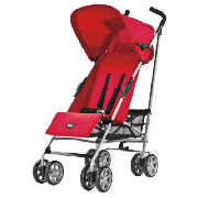 B Lite Pushchair, Red