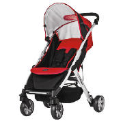 B Mobile Pushchair, Red