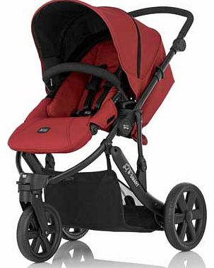 B-Smart 3 Chili Pepper Pushchair