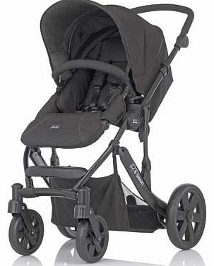 B-Smart 4 Black Thunder Pushchair