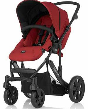 B-Smart 4 Chili Pepper Pushchair