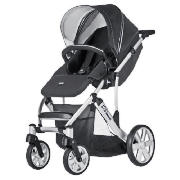 B Smart 4 Neon Pushchair, Black