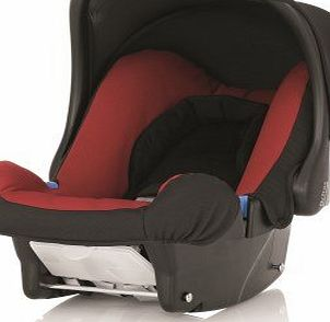Baby-Safe Group 0+ Car Seat - Chilli Pepper