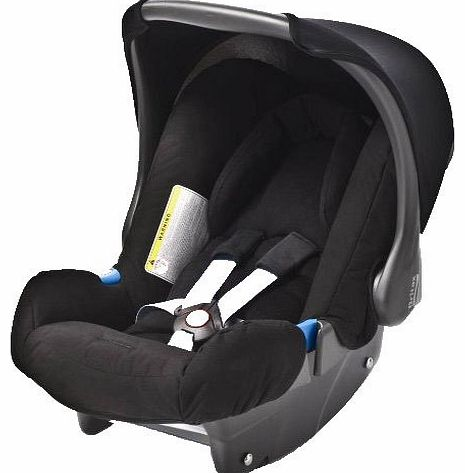 Baby-Safe Infant Carrier (Simply Black)