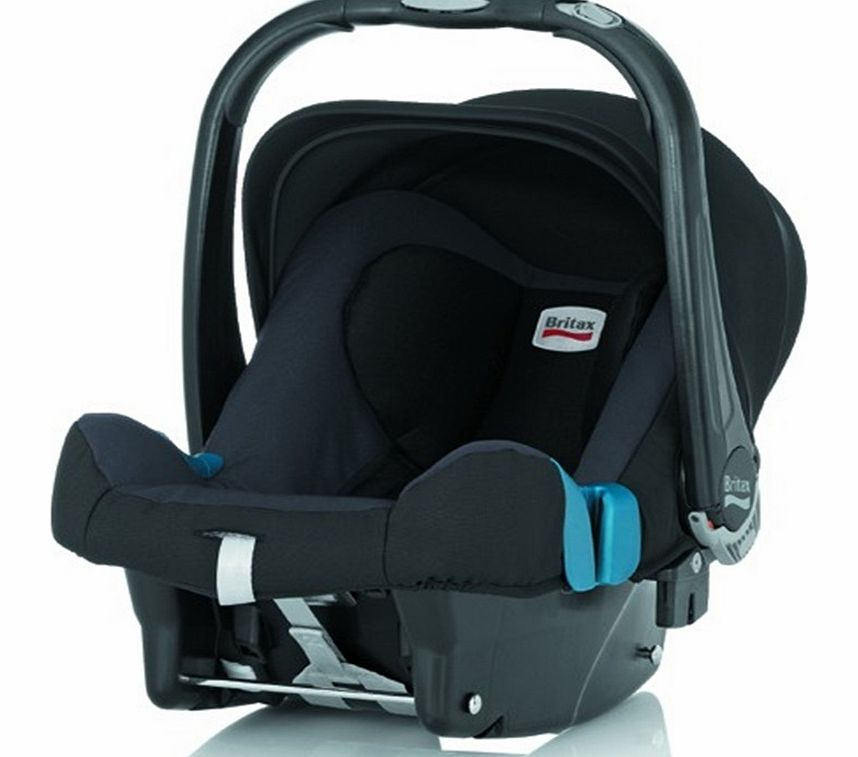Baby-Safe Plus SHR II Car Seat Black