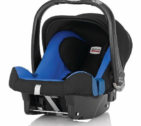Baby-Safe Plus SHR II Car Seat Blue Sky