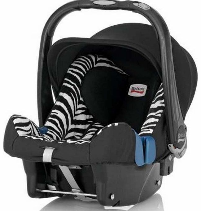Baby-Safe Plus SHR II Car Seat Zebra 2014