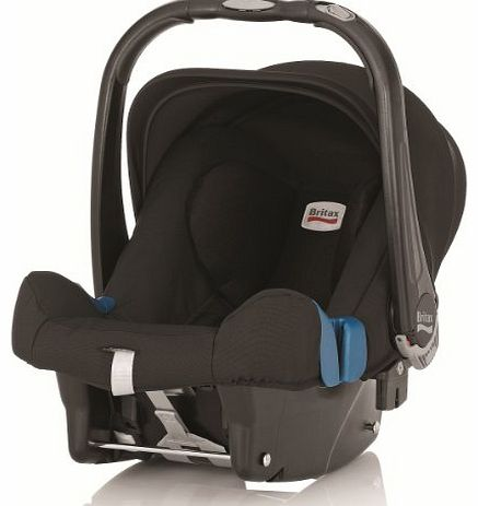 Baby-Safe Plus SHR II Group 0+ Baby Car Seat (Black Thunder)
