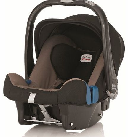 Baby-Safe Plus SHR II Group 0+ Baby Car Seat (Fossil Brown)