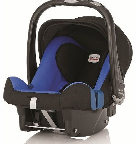 Baby-Safe Plus SHR II Infant Carrier Group 0+ (Blue Sky)