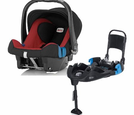 Baby-Safe Plus SHR II With Belted Base