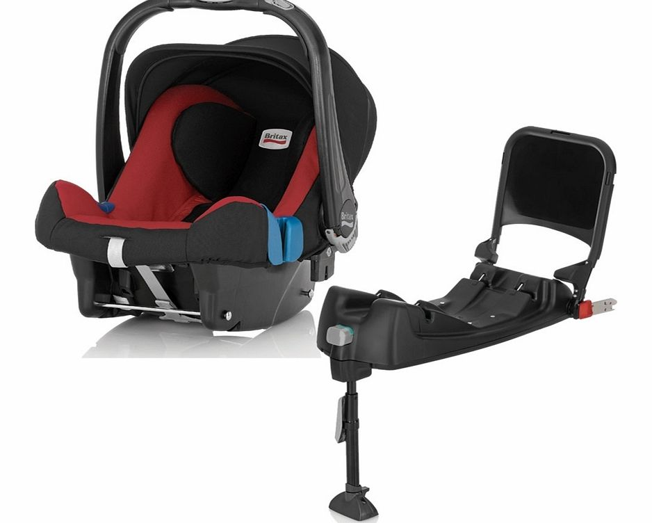 Baby-Safe Plus SHR II With Isofix Base