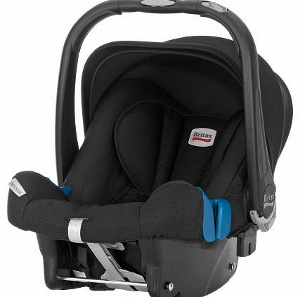 Baby Safe PlusSHR II Infant Carrier Group 0+ (Max/Black)
