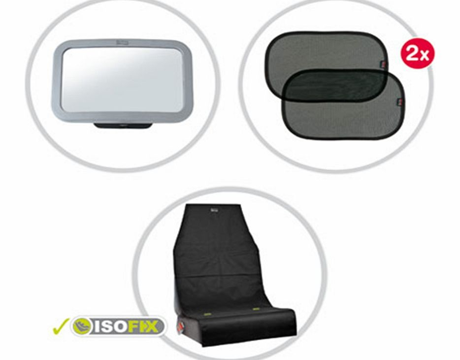 Car Seat Accessory Bundle 2014