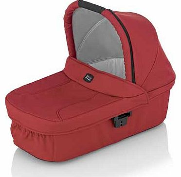 Carry Cot - Chilli Pepper