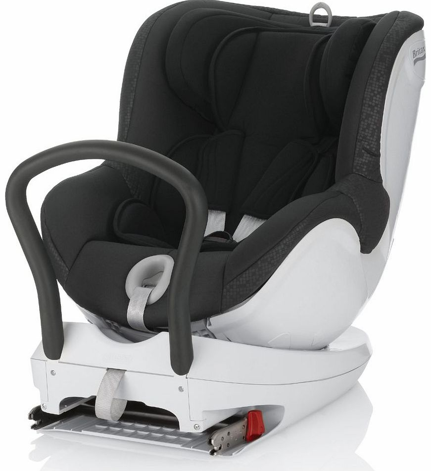 Dualfix Car Seat Black Thunder 2014