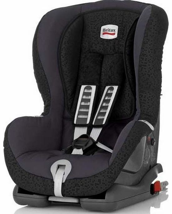 Duo Plus Isofix Car Seat in Black Thunder