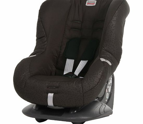 Eclipse Group 1 9 Months - 4 Years Forward Facing Car Seat (Black Thunder)