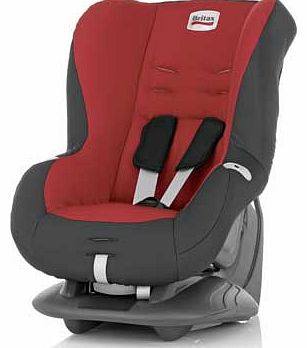 Eclipse Group 1 Car Seat - Chilli Pepper