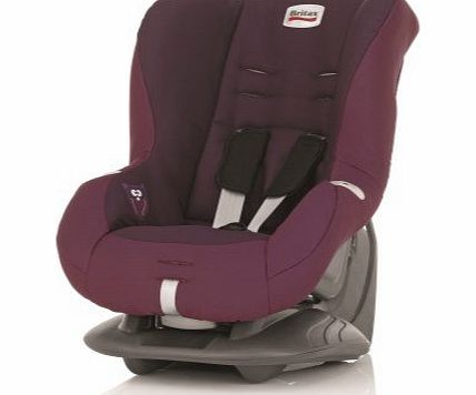 Eclipse Group 1 Car Seat - Dark Grape