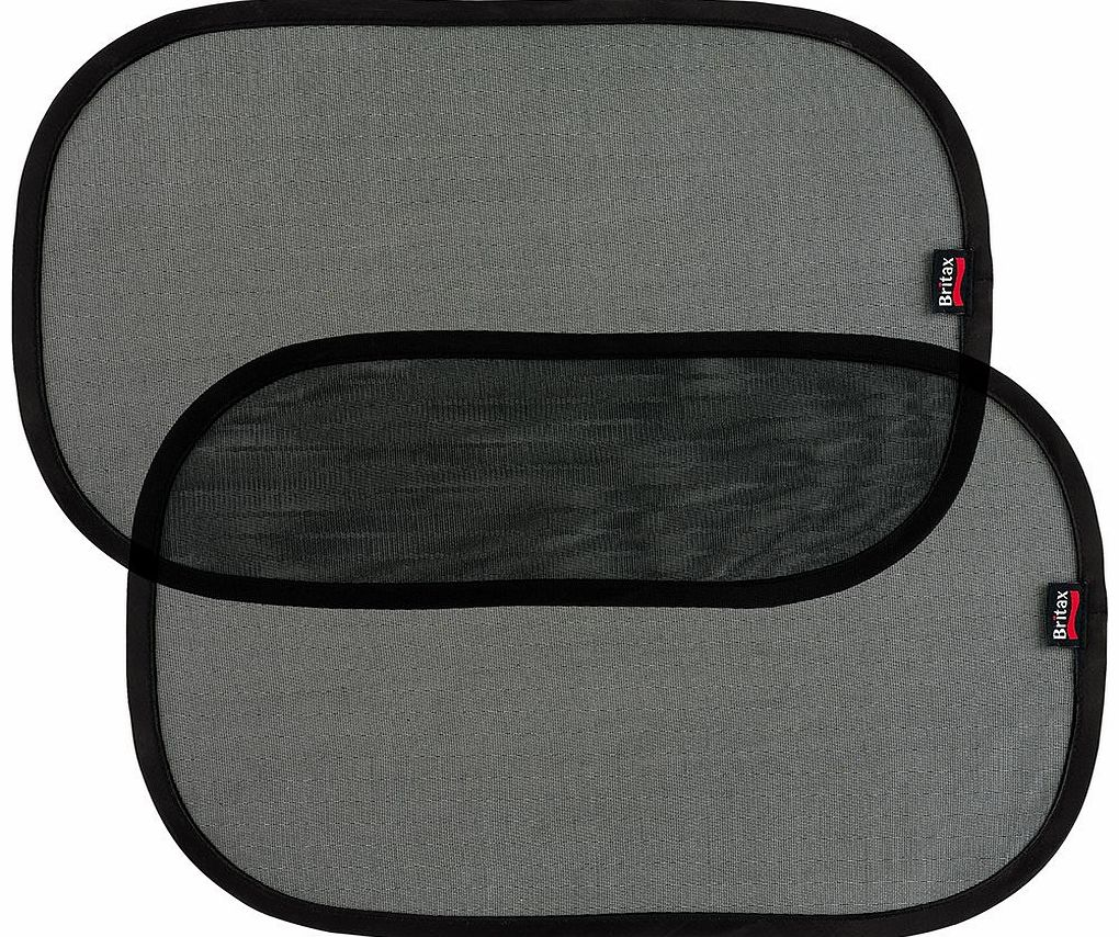 EZ Cling Window Sunshades 2014