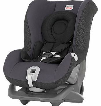 First Class Plus Car Seat - Black Thunder
