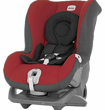 First Class Plus Car Seat - Chili Pepper